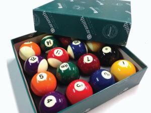 Billiard Ball set